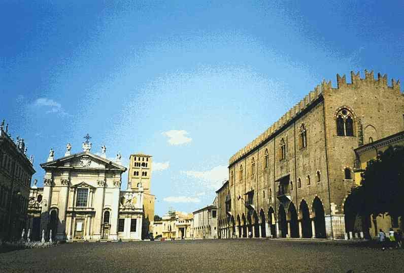 Camminate for Piazza sordello